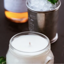 Kentucky Julep scent- soy candle 10 oz- soy candle