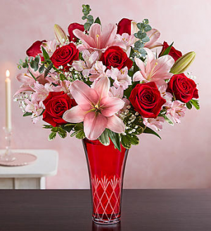 Key to My Heart  in Oakdale, NY | POSH FLORAL DESIGNS INC.