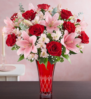Key to my Heart Bouquet  in Sunrise, FL   FLORIST24HRS.COM