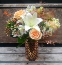 Key to My Heart Bouquet VA4