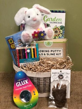 Kids Gift Basket Gift Basket
