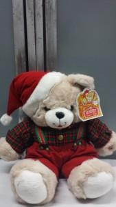 Kid's Talking Christmas Bear Batteries included
