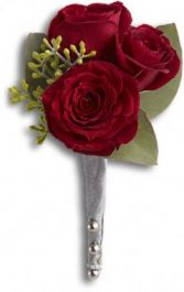 King Boutonniere