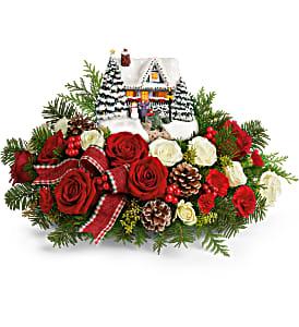 KINKADE'S HOMECOMING HERO CHRISTMAS in Azle, TX | QUEEN BEE'S GARDEN