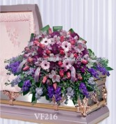 Kinship Casket Spray Casket Spray Flowers