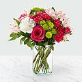 Kiss Me Valentine Vase