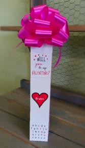 Kiss Tower Valentine's Day