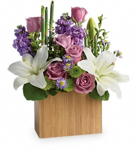 Kissed With Bliss by Teleflora  Mixed Flowers  in Princeton, TX | Princeton Flower and Gift Shop