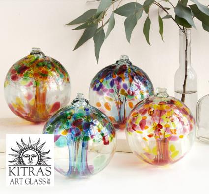 Kitras Glass Tree of Enchantments