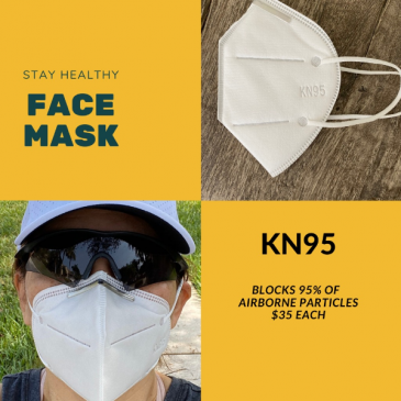 KN95 Face Mask Add-On