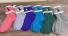 Knitted wool socks  100% wool vamps
