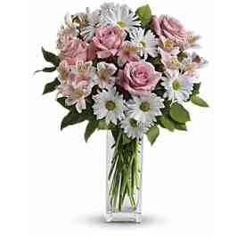 Sincerely Yours Beautiful Vase Arrangement