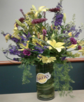 LA Lakers Bouquet