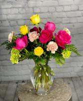 La Petite Fleur Vase Arrangement