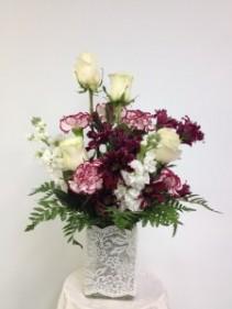 Lacy Florals