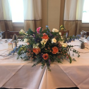 Ladies Who Lunch Centerpiece  in Bay Saint Louis, MS | The French Potager
