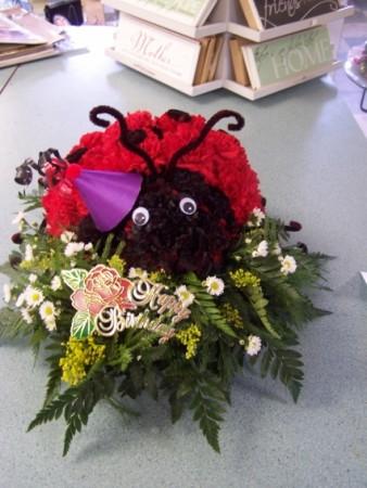 Ladybug Birthday In North Cape May NJ