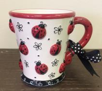 Ladybug Coffee Coffee Cut
