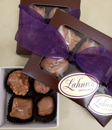 Lahna's Chocolates Valentine's Day