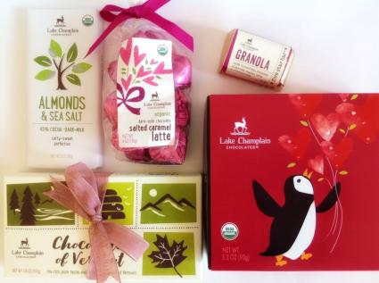 Lake Champlain Chocolates Valentine's
