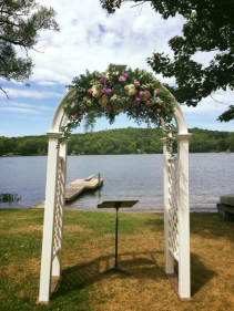 Lakeside  Arbor Design