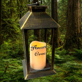 Lantern  Light up Artificial Candle