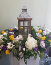Lantern or Urn Wreath