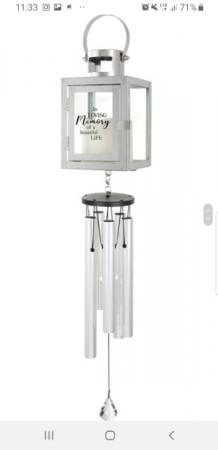 """Lantern wind chime"""