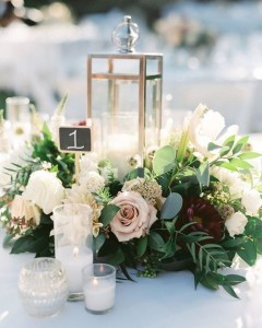 Lanterns and Candles  Events  in Oakville, ON | ANN'S FLOWER BOUTIQUE-Wedding & Event Florist