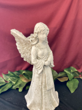 Large Angel Stone