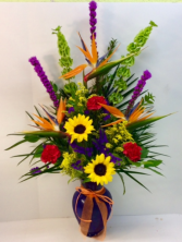 Large Bird Of Paradise Arrangement