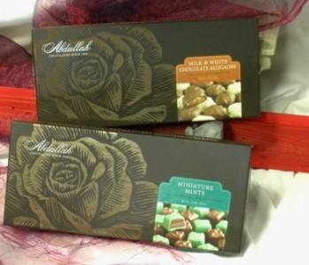 LARGE BOX OF CHOCOLATES