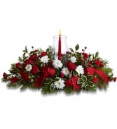 Large Centerpiece Christmas Fresh