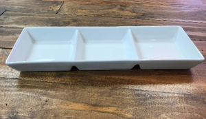 Large Ceramic Dip Tray  in Yankton, SD | Pied Piper Flowers & Gifts