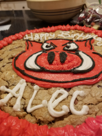 Large Cookie Cake Pre-order 1 week in advance