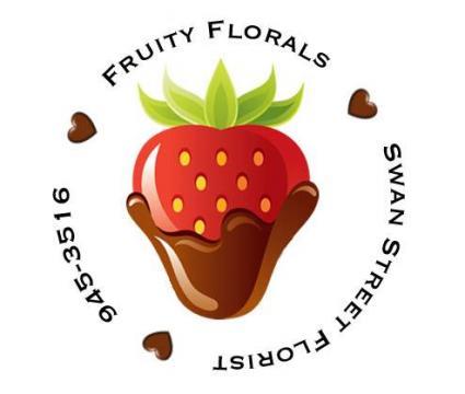 Large Decadence Arrangement Fruit