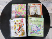 Large Doodle Books Product