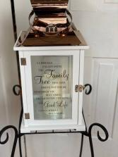 Large Family Tree Lantern