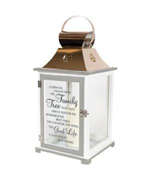 Large Family Tree Lantern  in Du Bois, PA | BRADY STREET FLORIST