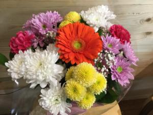 Large Flower Bouquet  in Osoyoos, BC | POLKA DOT DOOR
