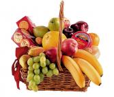 Large fruits &. cheese basket  Gift Basket