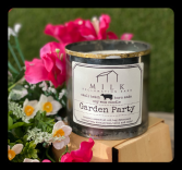 Large Garden Party Candle