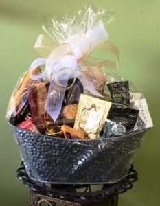 Large Gourmet Gift Basket  in Fayetteville, AR | ZUZU'S PETALS & GIFTS