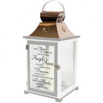 large lantern with candle Sympathy