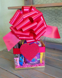 Large Love Snack Pack Valentine's Day
