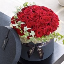 Large Luxury Grand Rose Box