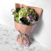 Medium Garden Style Cut Bouquet