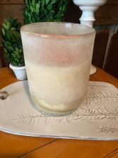 Large Mojave Glass Coconut Milk Mango