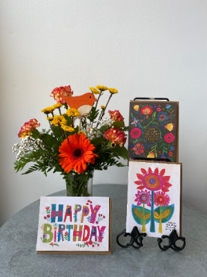 Large Paper Card Add On Item in La Grande, OR | FITZGERALD FLOWERS