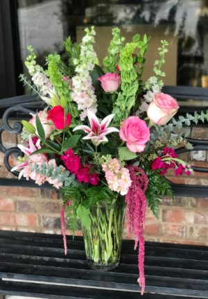 Large Designer's Choice Floral Arrangement in Sharpsburg, GA | BEDAZZLED FLOWER SHOP